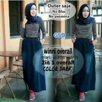Rok Overall Jeans /Winne Overall