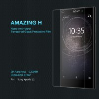 Tempered Glass SONY Xperia L2 Anti Gores Kaca Amazing H Original