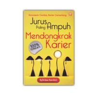 JURUS PALING AMPUH MENDONGKRAK KARIER/TANGGA PUSTAKA