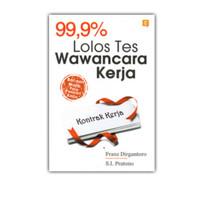 99,9% LOLOS TES WAWANCARA KERJA/TANGGA PUSTAKA [ORIGINAL 100%]