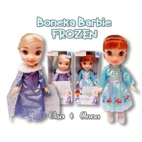 Frozen Toddler Singing Doll Anna Elsa