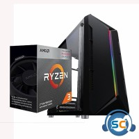 PC RAKITAN,3200G,A320M HDV,RAM 16GB KIT 2666,SSD 120GB,INF03,HDD 500GB