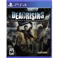 PS4 Dead Rising / Game PS4 Dead Rising : R3 / Asia / English