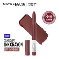 Maybelline Superstay Crayon Matte Lipstick