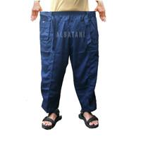 Celana Sirwal Pria, Pangsi Boxer JUMBO XXL