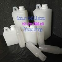Sabun AHA mutiara 500 ml