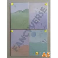 Notebook A5 2588-37 / Agenda Diary Notes Buku Catatan