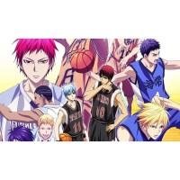 DVD Anime Kuroko no Basket