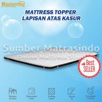 Kasur Lantai Alas Kasur Mattress Topper Musterring 160x200 cm