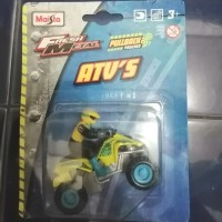 Mainan Anak Maisto Fresh Metal ATV'S