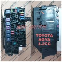 FUSE BOX SEKRING BOK SEKRING TOYOTA AGYA 1.2CC ORIGINAL