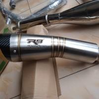 Knalpot racing r9 untuk mmax