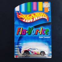 Hot Wheels Hotwheels Super Tsunami Toyota Supra Flavor Ice