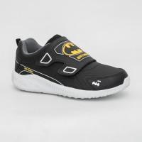 Sepatu Batman Bt Begin Anak - Hitam/Putih