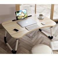 Meja Lipat Belajar Laptop Serbaguna / Meja laptop / Meja Belajar
