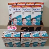 Masker Nexcare Carbon 1 box