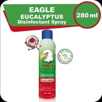 Cap Lang Eagle Eucalyptus Disinfectant Spray 280ml /Disinfectant Spray