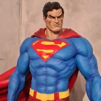 prime 1 prime1 studio superman hush batman statue xm sideshow iron man