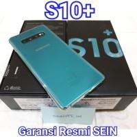 Samsung galaxy S10+ smartphone android 2nd rasa baru