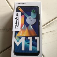 SAMSUNG Galaxy M11 - Garansi resmi SEIN