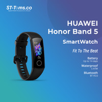 Huawei Honor Band 5 Smartband Blood Oxygen Heart Rate