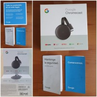 PROMO ! ALL NEW GOOGLE CHROMECAST 3rd GENERATION / Generasi 3 US LATIN