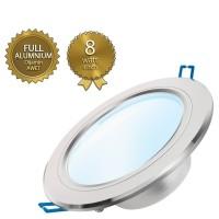 LAMPU LED PANEL 8W 4inch DOWNLIGHT AOKI AL 2208
