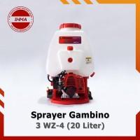 Power Sprayer Gambino 3 WZ-4 [20 Liter] – Mesin Semprot Hama 2 Tak