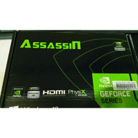 VGA Card Assassin Nvidia G210 1 GB 64 bit PCI E Murah Garansi