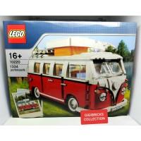 Lego Exclusive Original 10220 Volkswagen T1 Camper Van