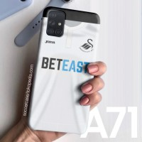 Casing Samsung A71 A50s A51 A10 2020 Swansea City New Kit