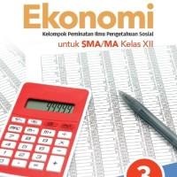 Buku Ekonomi Alam s SMA KLS 12 PEMINATAN Penerbit ERLANGGA