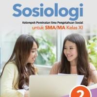 Buku Sosiologi Kun Maryati SMA KLS 11 PEMINATAN Penerbit ERLANGGA