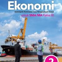 Buku Ekonomi Alam s SMA KLS 11 PEMINATAN Penerbit ERLANGGA