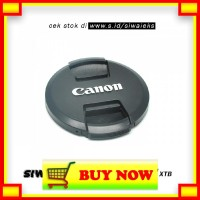IZ705 XTB Cover Tutup Lensa Kamera Canon 67mm - Black