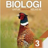 Buku Biologi Irnaningtyas SMA KLS 12 PEMINATAN Penerbit ERLANGGA