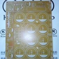 PCB PSU 10 Elko plus Softstart plus Tegangan Simetris tools