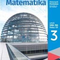 Buku Matematika Noormandiri SMA KLS 12 PEMINATAN Penerbit ERLANGGA