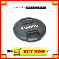 XM166 XT7 Cover Tutup Lensa Kamera Canon 82mm - Black