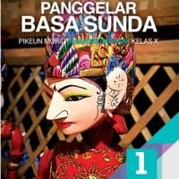 Buku Panggelar basa sunda SMA KLS 10 Penerbit ERLANGGA