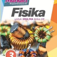 Buku Mandiri FISIKA SMA KLS 12 Penerbit ERLANGGA