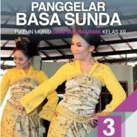 Buku Panggelar basa sunda SMA KLS 12 Penerbit ERLANGGA
