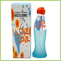 Parfum Wanita Moschino I Love Love EDT 100ml Ori Reject NoBox