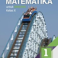 Buku Matematika SUKINO SMA KLS 10 PEMINATAN Penerbit ERLANGGA