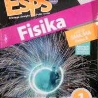 Buku ESPS FISIKA SMA KLS 10 PEMINATAN Penerbit ERLANGGA