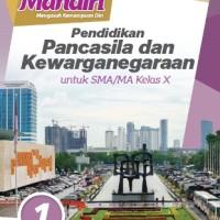 Buku Mandiri PPKN SMA KLS 10 Penerbit ERLANGGA