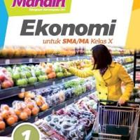 Buku Mandiri EKONOMI SMA KLS 10 Penerbit ERLANGGA