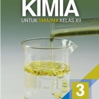 Buku Kimia Unggul Sudarmo SMA KLS 12 PEMINATAN Penerbit ERLANGGA