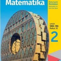 Buku Matematika Noormandiri SMA KLS 11 PEMINATAN Penerbit ERLANGGA