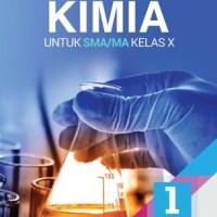 Buku Kimia Unggul Sudarmo SMA KLS 10 PEMINATAN Penerbit ERLANGGA